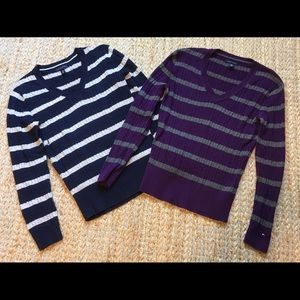 Tommy Hilfiger women's M cotton sweaters